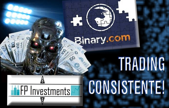 400 Bot Binary.com + Planilhas +1 Iq Option Sinais
