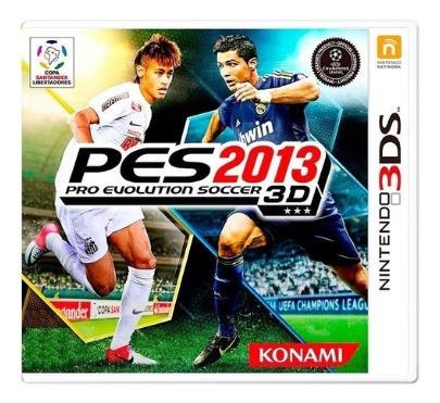Jogo Pes 2013 3d - Nintendo 3ds Lacrado