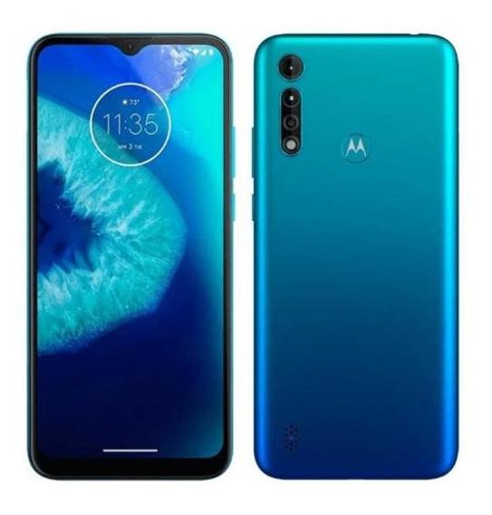 Smartphone Motorola G8 Power 64gb 16mp+2mp+2mp 6,5 Aqua