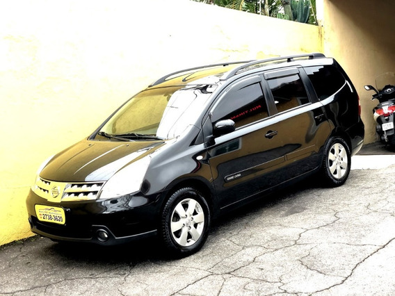 Nissan Gran Livina Sl 7 Lugares