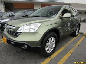 Honda Cr-v Exlc 4wd