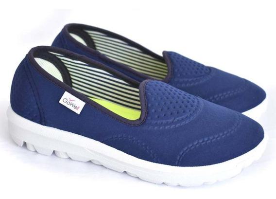 Zapatillas Panchas Mujer Cómodas Gowell 2004 Consultar Color