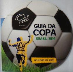 Livro Guia Da Copa - Pele
