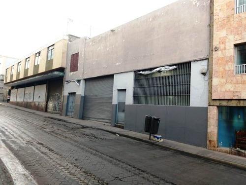 ¡inversión Segura! Bodega Comercial En El Centro De Guadalajara!