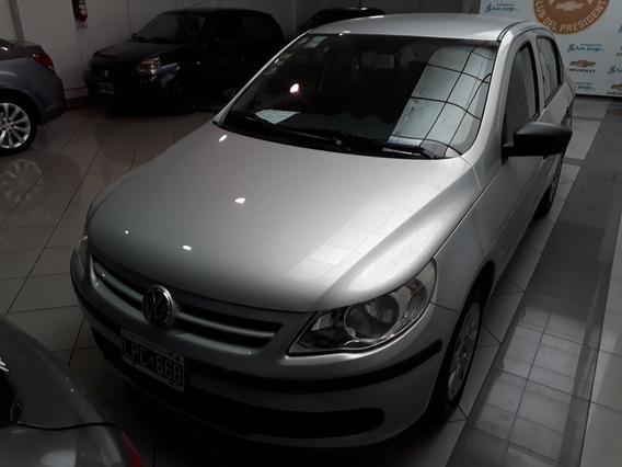 Volkswagen Voyage Confortline 2012 Con Gnc, Concesionario