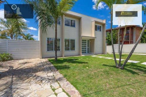 Casa Com 6 Dormitórios À Venda, 555 M² Por R$ 2.200.000,00 - Condomínio Vista Alegre - Café - Vinhedo/sp - Ca2554