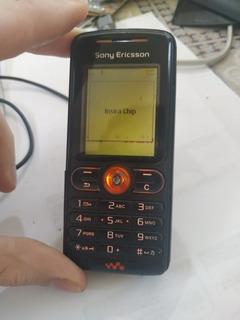 Celular Sony Ericsson W200a .