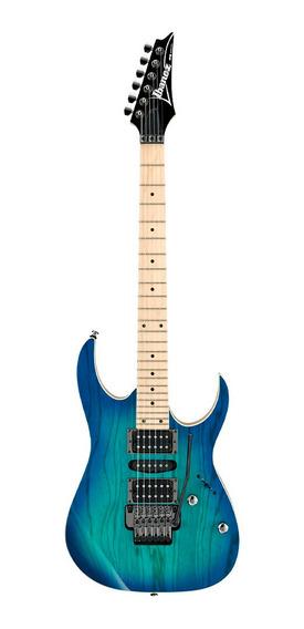 Guitarra Ibanez Rg 370 Ahmz Blue Moon Burst Bmt