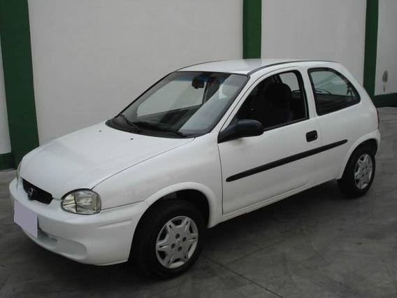 Chevrolet Corsa 1.0 Wind 8vmpfi 2000 Na Cor Branco Cod:.9999