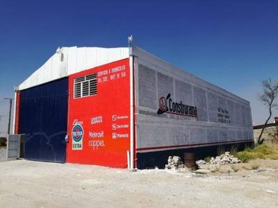 Renta Bodega Nueva En San Felipe Tlalmimilolpan