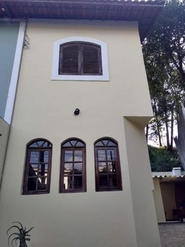 Sobrado Para Venda Em São Paulo, Jardim Raposo Tavares, 4 Dormitórios, 2 Banheiros, 3 Vagas - So0648_1-1040417