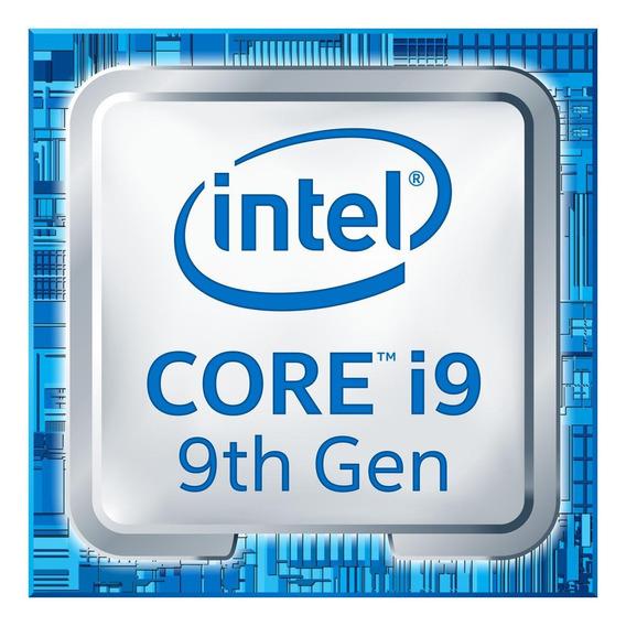 Processador gamer Intel Core i9-9900KF BX80684I99900KF de 8 núcleos e 5GHz de frequência