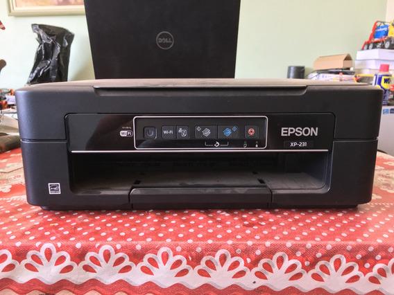 Impressora Epson Xp-231 - Multifuncional - Wifi
