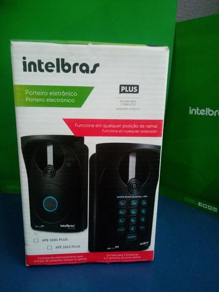 Porteiro Eletrônico Xpe 1013 Plus Intelbras. Interfone