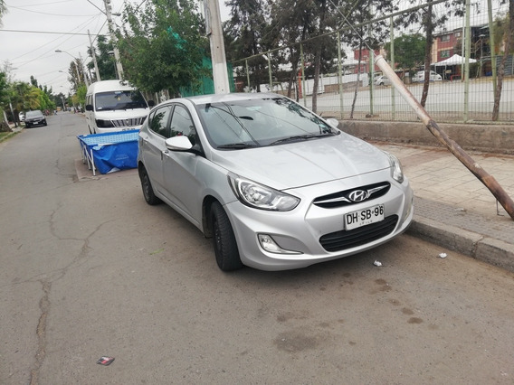 Hyundai Hiunday Accent Rb Rb Hb Gls 1.4