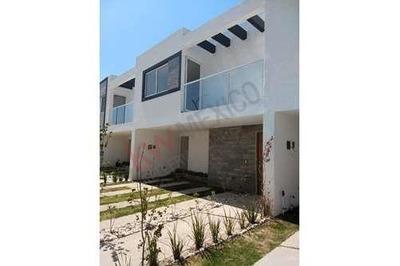 Rento Casa Nueva, A Estrenar, En Parque Ibiza Lomas De Angelópolis Iii, Tres Recamaras