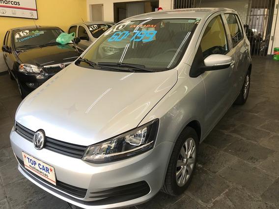 Volkswagen Fox Trendline 1.6 2016 - Sem Entrada