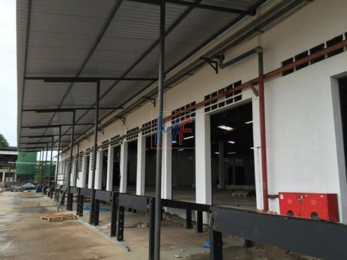 Imagem 1 de 1 de Ref 6840 - Galpão Em Guarulhos Disponível Para Locação E Venda  - 51.000 M2 De Terreno E  31.010 M2 A.c. 3 Frentes E Testada De 300 Mts. - 6840