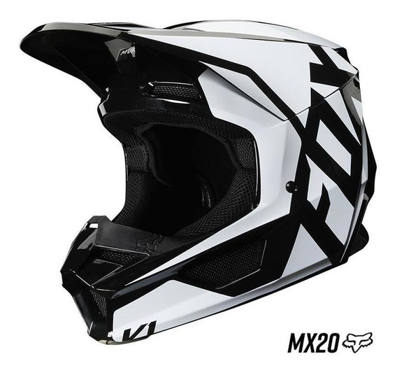 Casco Fox V1 Prix