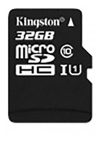 155021 Kingston Micro Sdhc Tf Card - Black 32g Sob Encomenda
