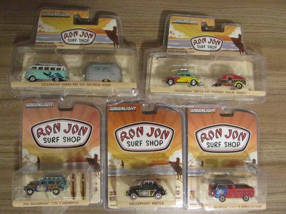 Miniaturas Greenlight Ron Jon 1/64