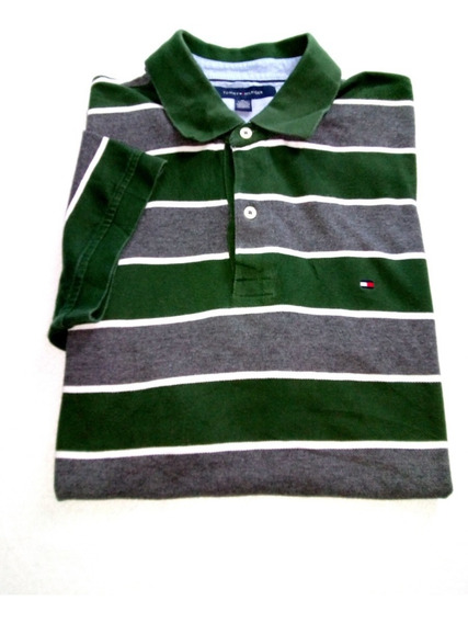 Polo Tommy Hilfiger Verde