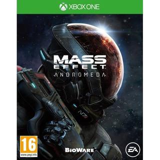 Mass Effect Andromeda Para Xbox One