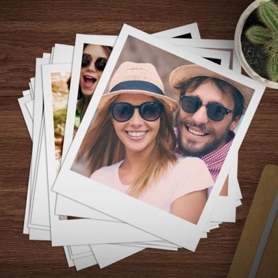 200 Fotos Polaroid 9x10,5 Cm