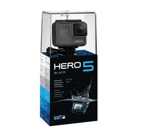 Camera Gopro Hero 5 Black Edition - Chdhx-502