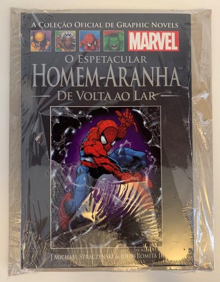 Marvel Salvat 21 O Espetacular Homem Aranha De Volta Ao Lar