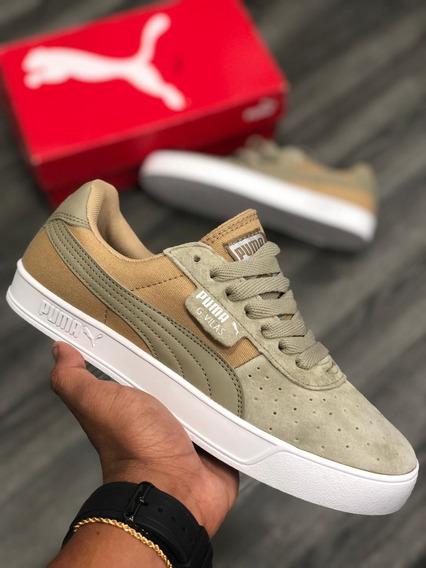 Zapatos Puma G. Vilas De Hombre