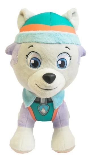Brinquedos Menina Patrulha Canina Pelúcia Everest Sunny 1354