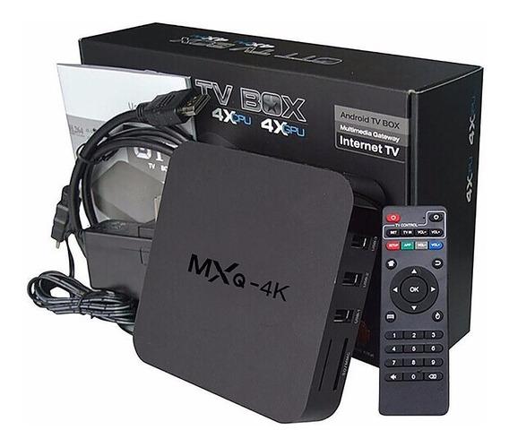 Tv Box Media 4k Smartv Android 2gb Ram Wifi Hdmi Tv Tubo Av
