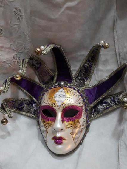 Mascara Veneciana Original Arlequin