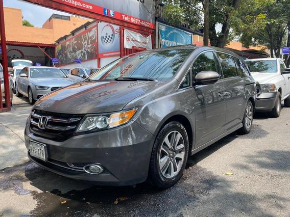 Honda Odyssey Touring Unica Dueña Factura Agencia