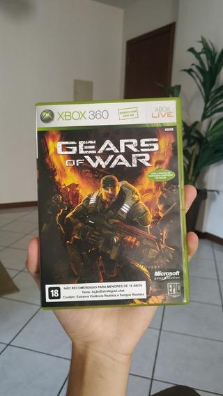 Jogo Gears Of War Xbox 360 Original