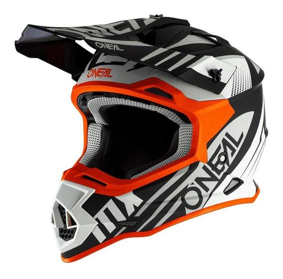 Casco Motocross Oneal 2 Series Rl 2020 Mx Enduro Atv