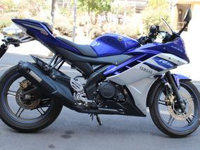 Yamaha Yzf-r15 Azul-gris