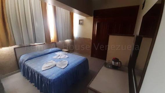 Hotel En Venta Barquisimeto Centro 21-6353 Rbw