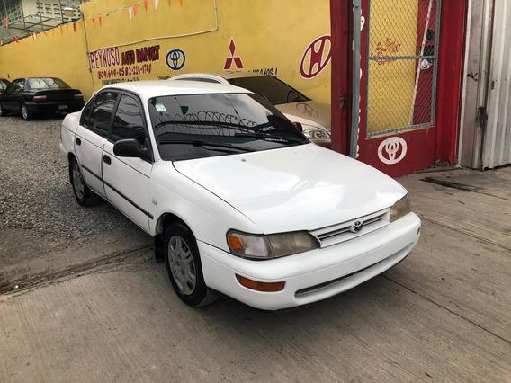 Toyota Corolla Inicial 85,000