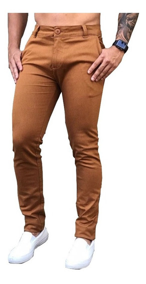 Pantalón Caballero Slim Fit Casual