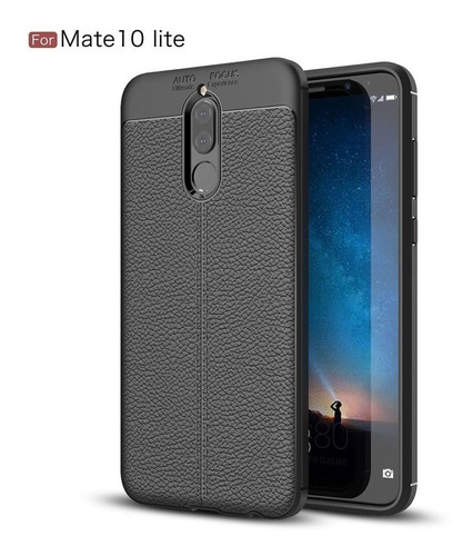 Protector Case Hybrido Resistente Tpu Huawei Mate 10 Lite