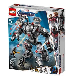 Lego® Avengers - Depredador De Máquina De Guerra (76124)