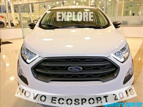 Ford Ecosport 1.5 Freestyle Automatica $77,5k 2018