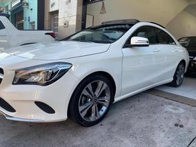 Mercedes-benz Classe Cla 1.6 Turbo Flex 4p 2018