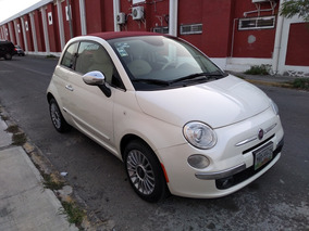 Fiat 500 1.4 3p Lounge Dualtronic Qc At 2012