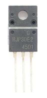 20 Pcs Transistor Rjp30e2 Novo Original