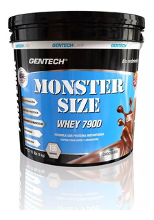 Monster Size 5k Proteina Gentech