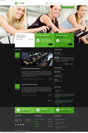 Mega Site Academia Profissional