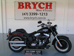 Harley Davidson Fat Boy Flstf 1700 Special Abs 336km